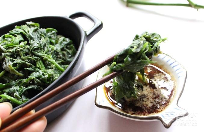 蒸野菜成品图