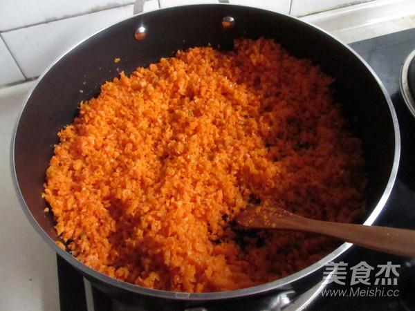 胡萝卜鸡蛋水饺的简单做法