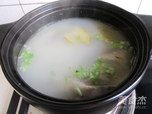 鲫鱼奶汤怎么炒