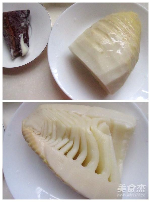 腊肉竹笋煲的做法图解