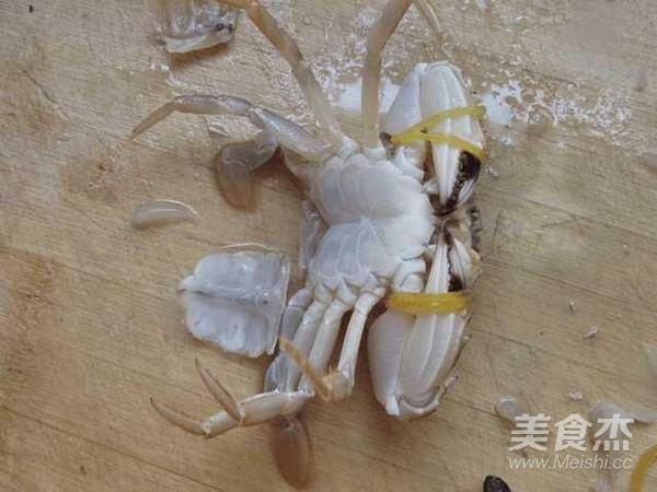 砂锅河蟹的做法大全