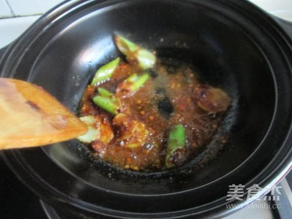 麻辣砂锅年糕的简单做法