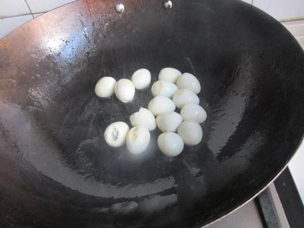 糖醋鹌鹑蛋的简单做法