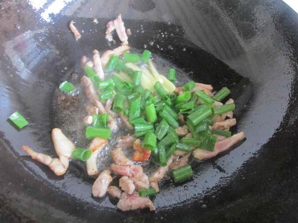 肉丝炒青椒怎么吃