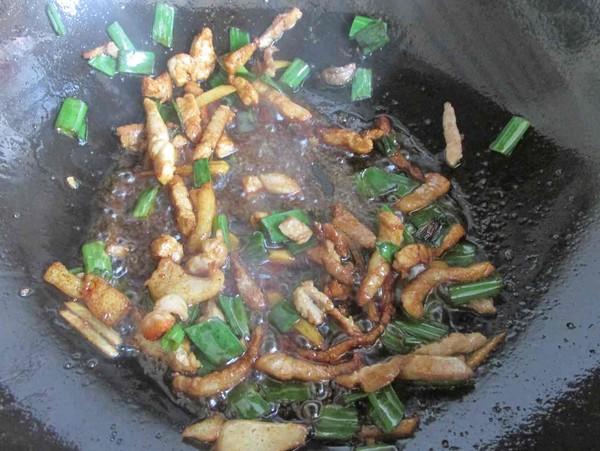 肉丝炒青椒怎么做