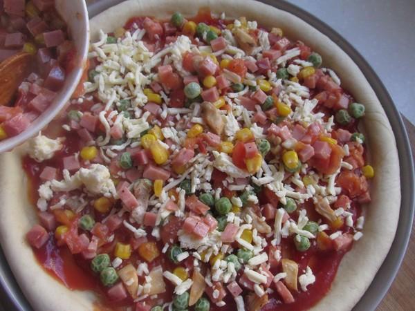 自制披萨怎么煮