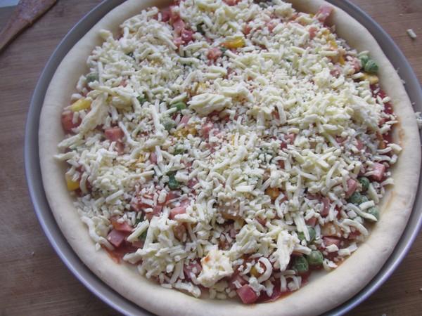 自制披萨怎么炖