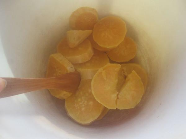 红薯奶酪球的做法大全