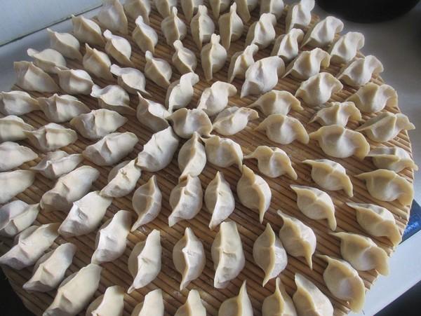 韭菜豆腐饺子怎么吃