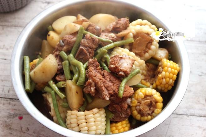 东北乱炖怎么煮