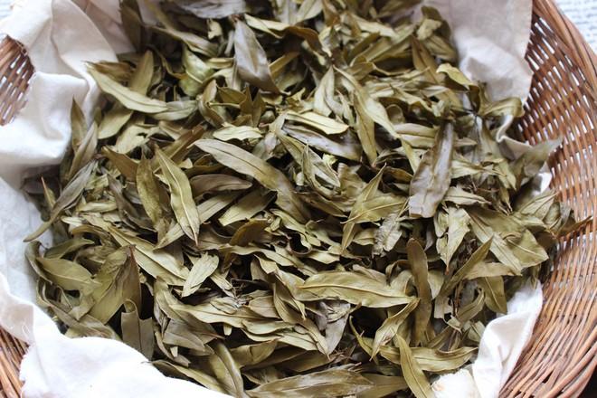 石榴叶茶饮的做法图解