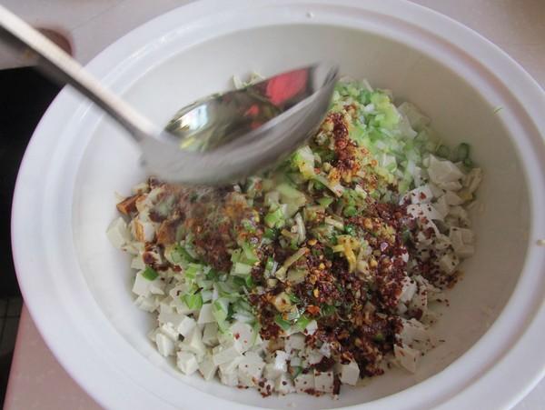 豆腐包子的家常做法