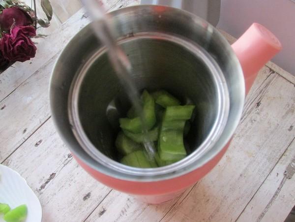 双瓜汁的做法图解