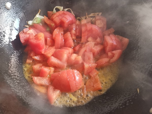 番茄牛肉汤的简单做法