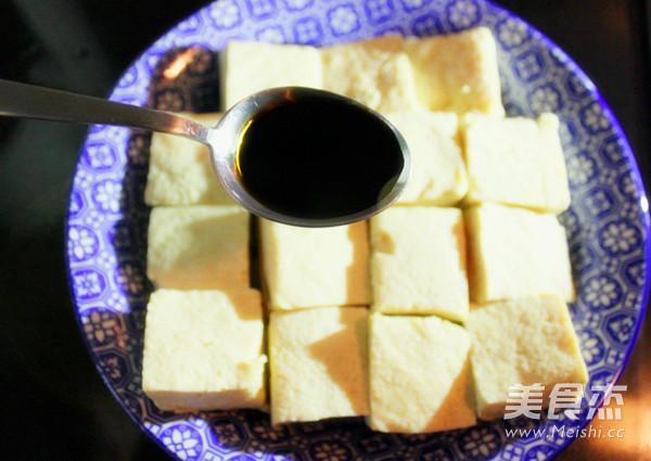毛豆清蒸臭豆腐的简单做法