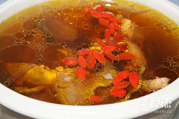 花胶石斛炖老鸡怎么炒