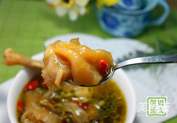 花胶石斛炖老鸡怎么煮