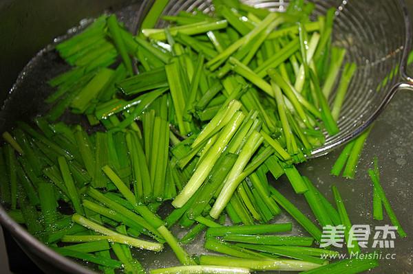 凉拌自发绿豆芽的步骤