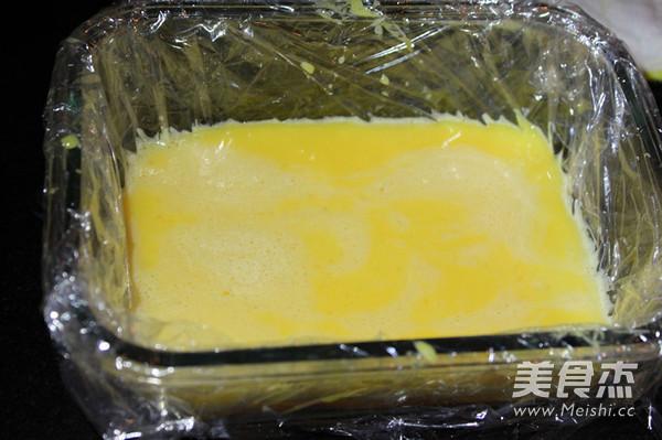 翡翠鸡蛋豆腐的家常做法