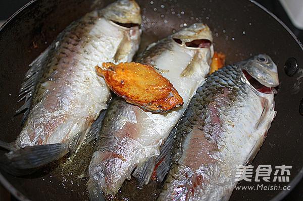 西洋菜鲫鱼汤的简单做法