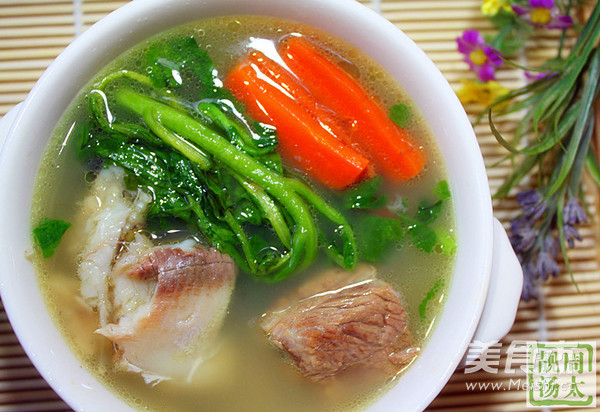 西洋菜鲫鱼汤怎么煮