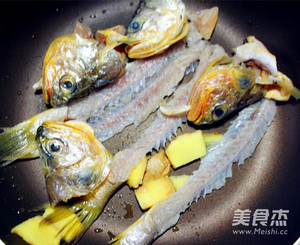 黄鱼面的家常做法