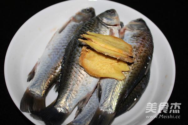 西洋菜鲫鱼汤的家常做法