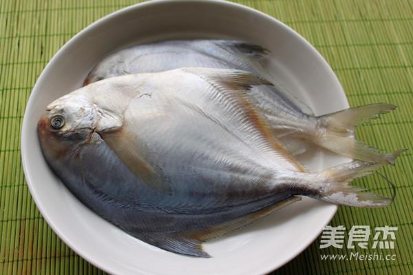 咖喱烧鲳鱼的做法大全