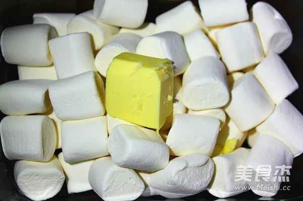 花生牛轧糖的简单做法