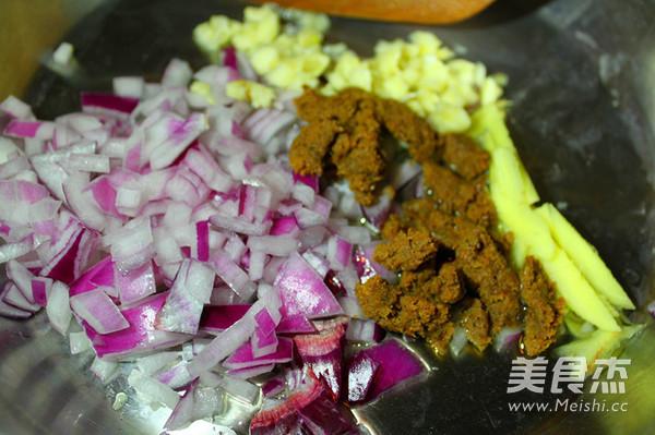 咖喱浓情蛤蜊的家常做法