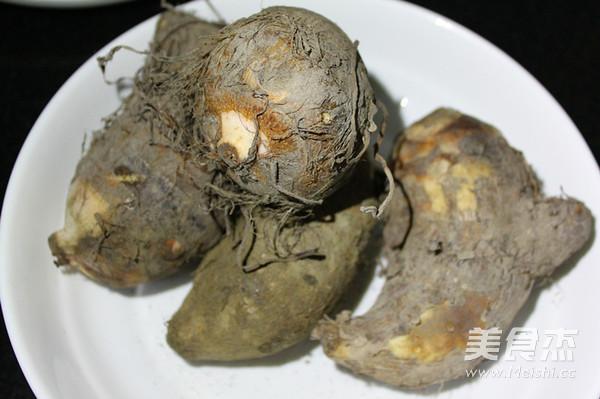 芋艿鸭肉汤的家常做法