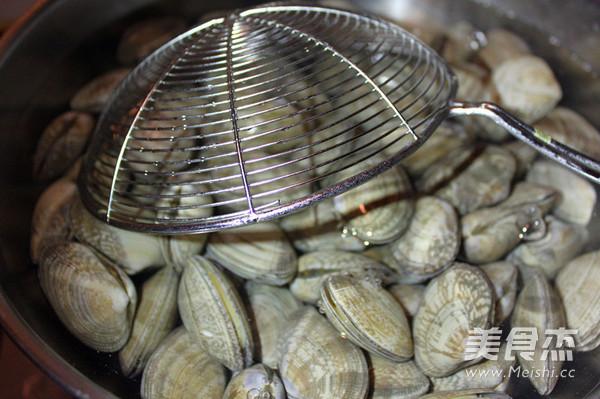 咖喱浓情蛤蜊的做法大全