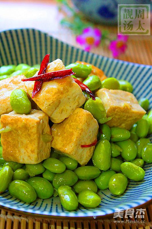 臭豆腐毛豆子怎么吃