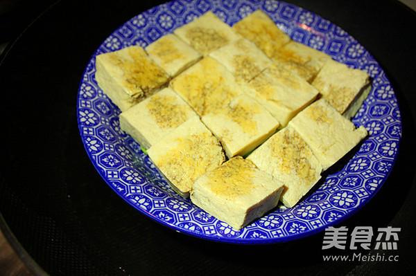毛豆清蒸臭豆腐怎么吃