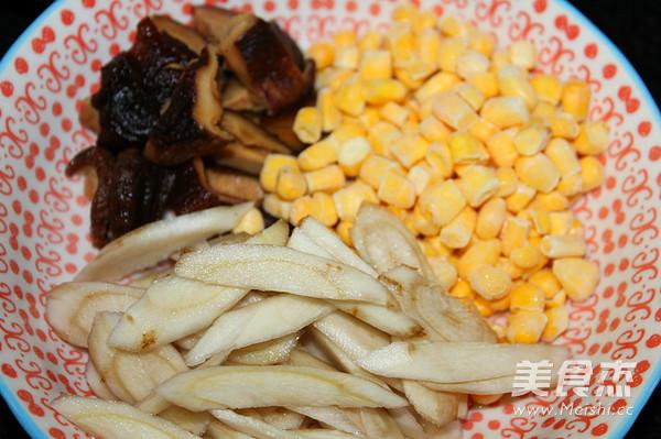 海味藜麦焖饭的家常做法