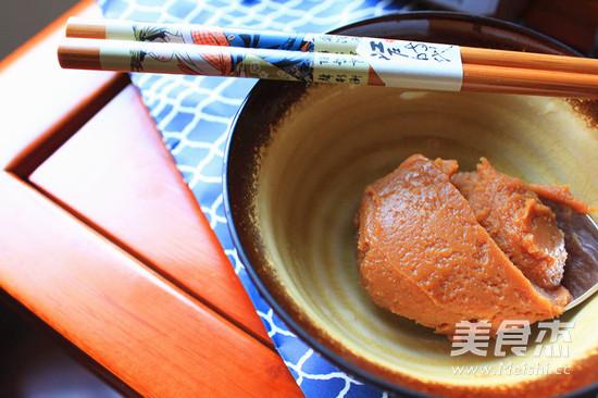 蛤蜊豆腐味噌汤的步骤