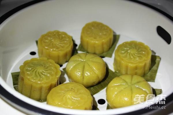 黄金南瓜饼怎样煮