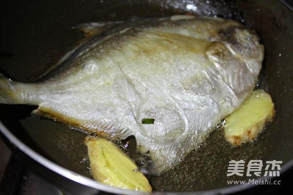 咖喱烧鲳鱼的做法图解