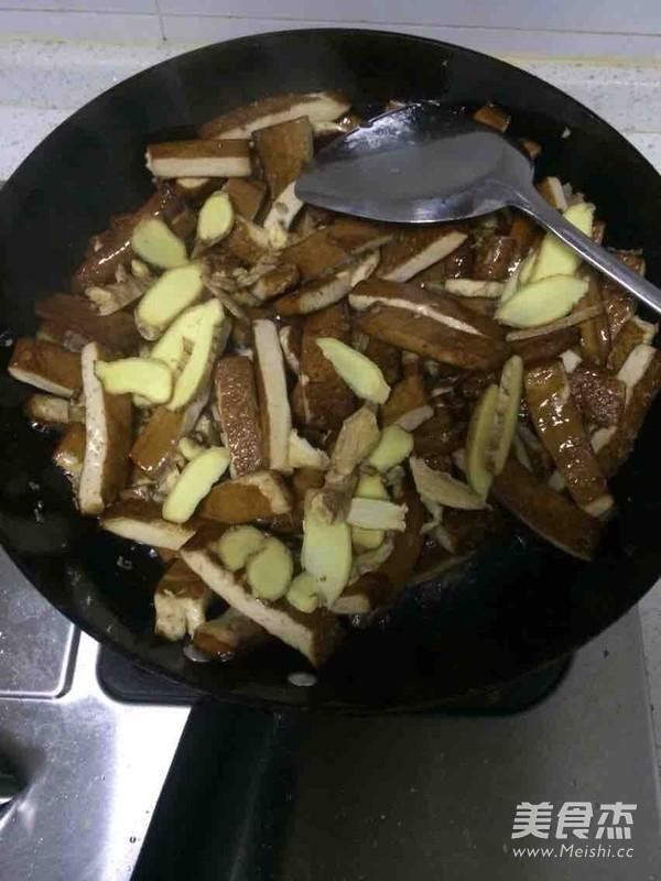 麻辣豆腐干的家常做法