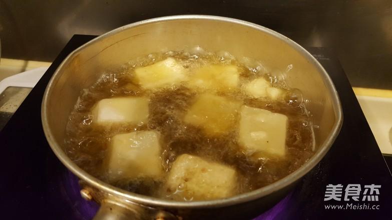 自制臭豆腐怎么炒