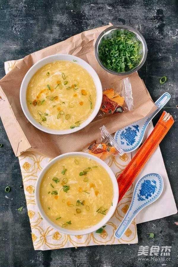 鸡汤蛋花汤的简单做法