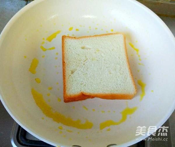 火腿三明治的做法图解