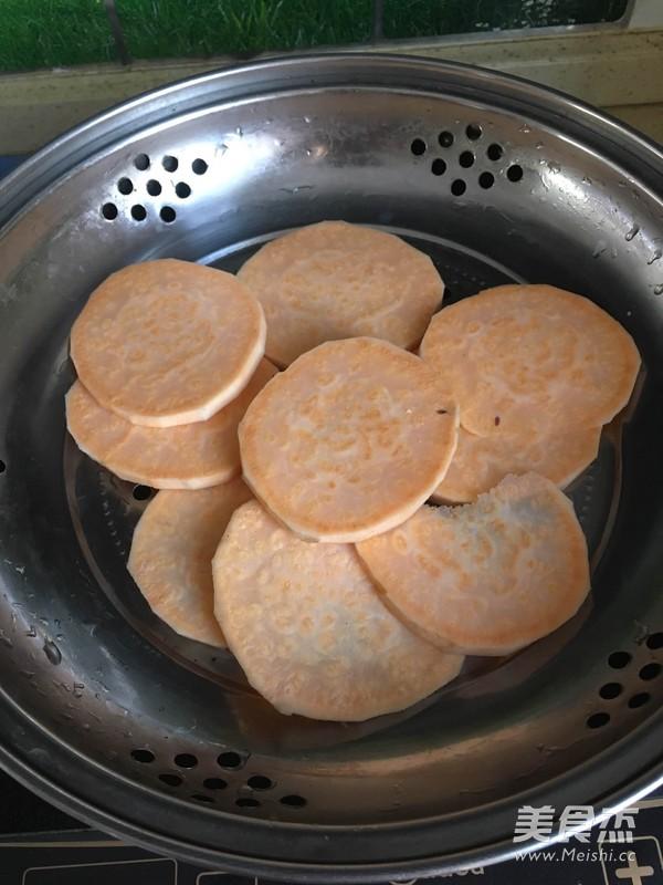 红薯芝麻饼的做法大全