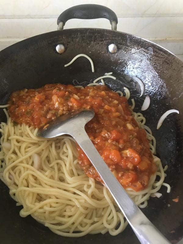 意大利面怎么炒