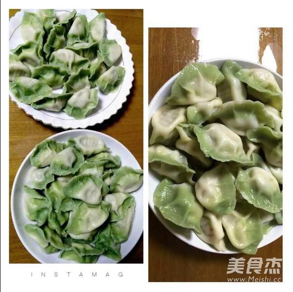 白菜翡翠饺子怎么煮