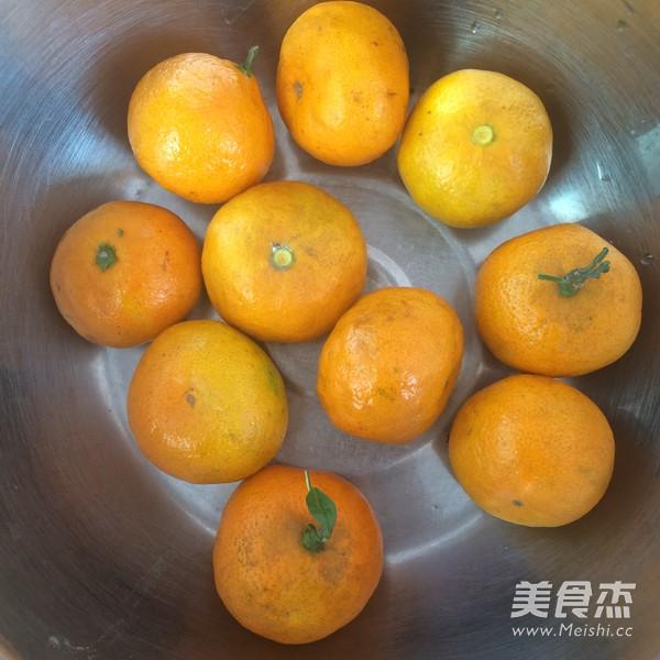 自制橘子罐头的做法大全