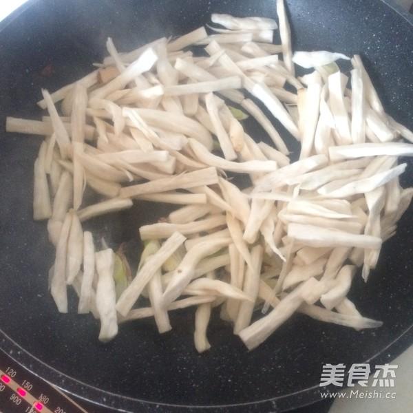 蚝油杏鲍菇的家常做法