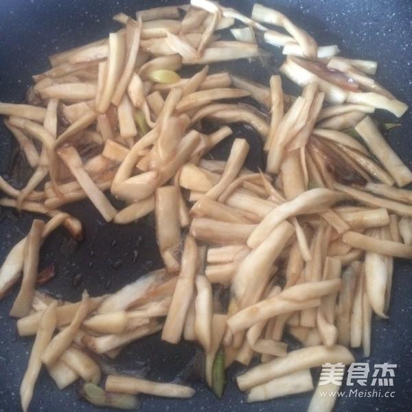 蚝油杏鲍菇怎么吃