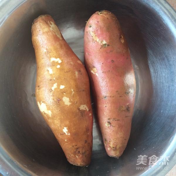 芝士红薯的做法大全