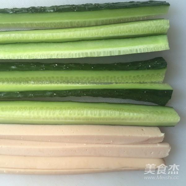 燕麦香米寿司的简单做法